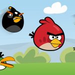 Test d'Angry Birds HD sur iPhone