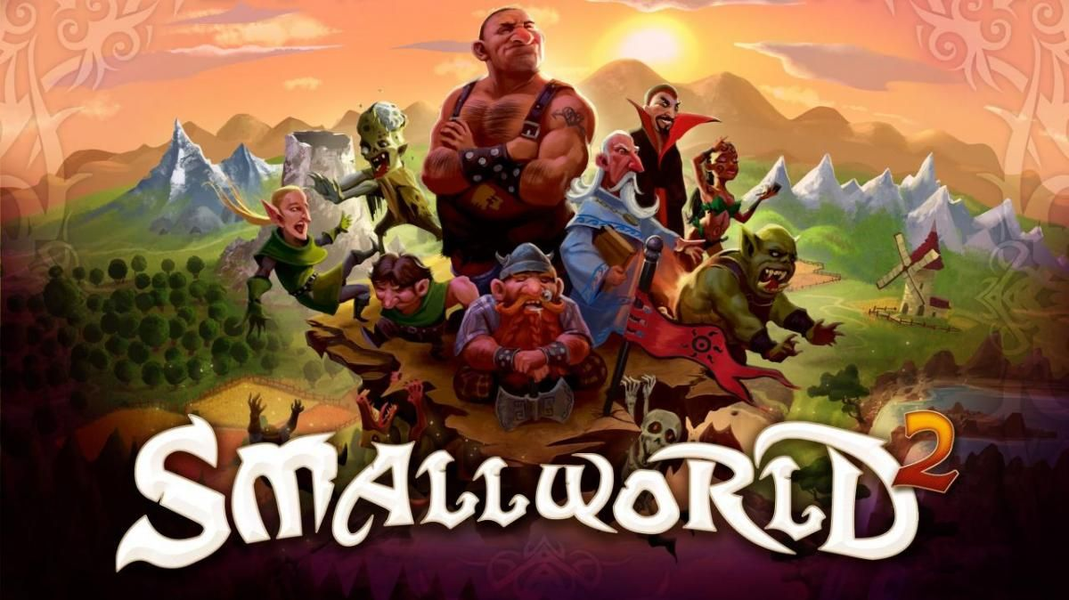 Smallworld iPhone