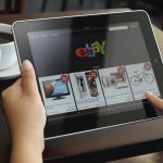 Test de l'application eBay